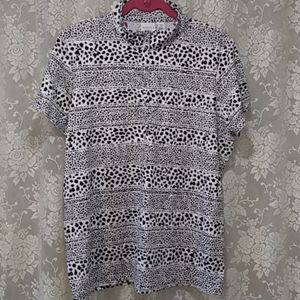 Weekends by Chico's Blouse Size 3